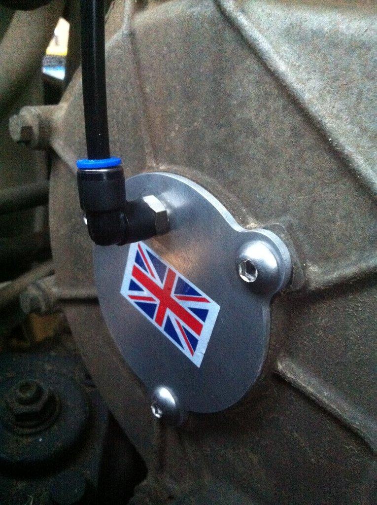 300tdi Engine Timing Case Breather Kit Www Fourby Co Uk