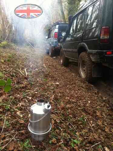 Ghillie Kettle 1.0 Ltr Explorer