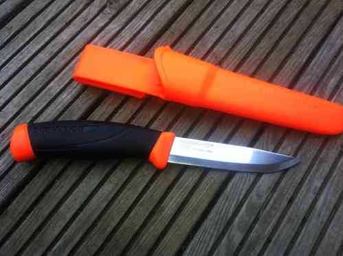 Morakniv Companion Rescue (Orange)