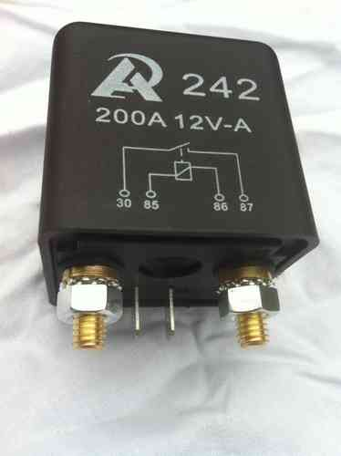 200A Split Charge Relay