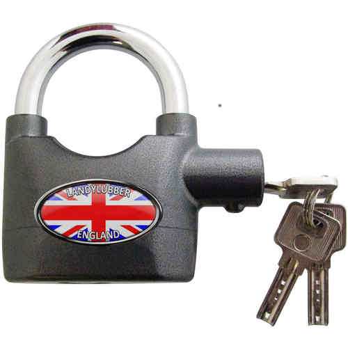Alarm Security Padlock