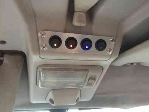 Land Rover Discovery Switch Panel