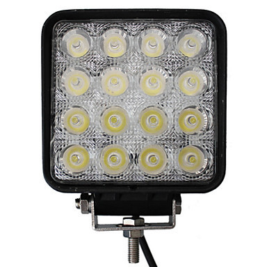48w Square LED Spotlamp