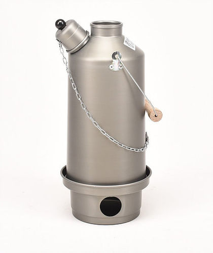 Adventurer Hard Anodised Ghillie Kettle
