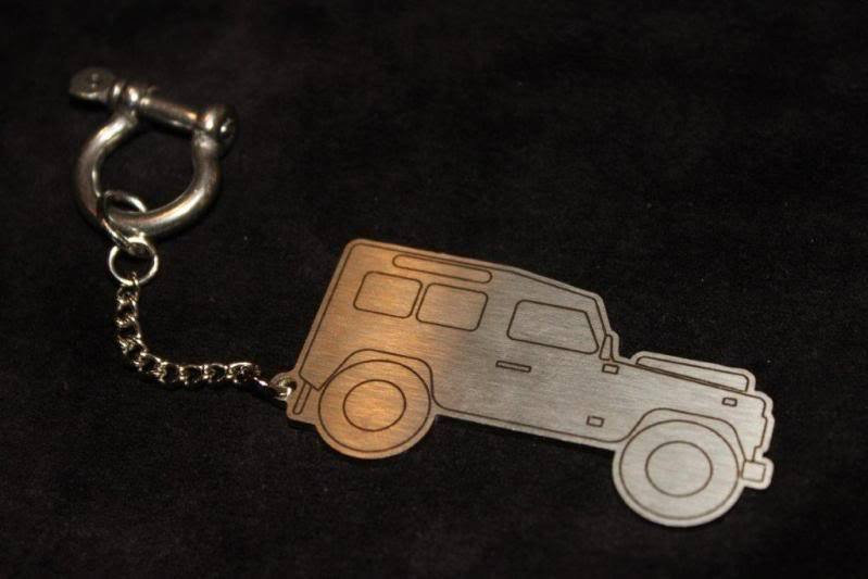 Land Rover Defender 90 Key Ring Www Fourby Co Uk