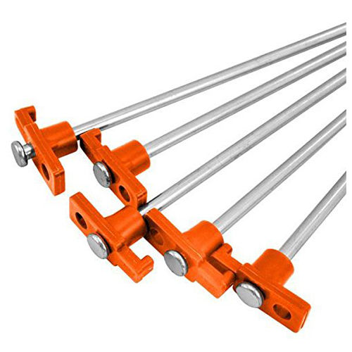 Heavy Duty Rock Pegs x10