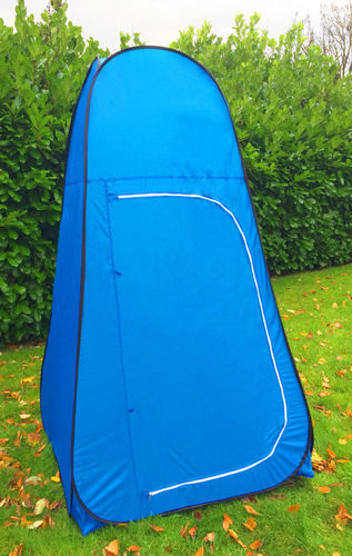 Pop Up Toilet/Shower Tent (Blue)