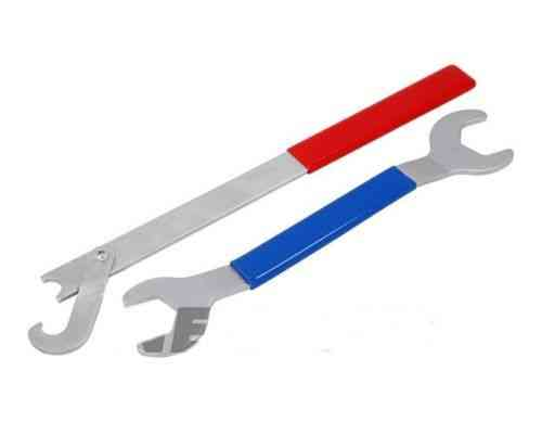 2pc Fan Viscous Spanner Set