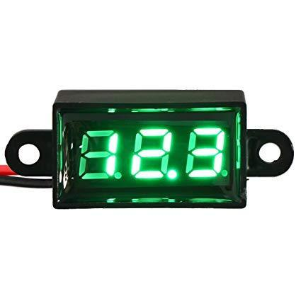 Mini LED Digitial Voltmeter