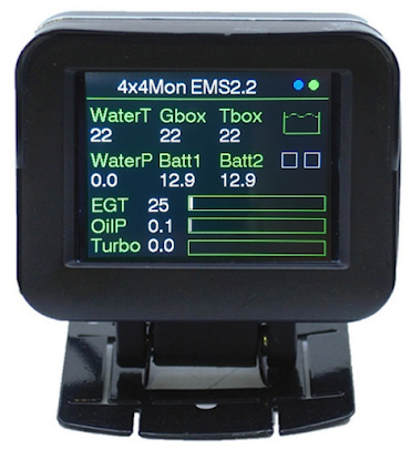 4x4mon EMS Engine Monitor
