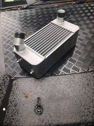 Oversize Core Intercooler - Twin Thickness Core 300 or 200 Tdi