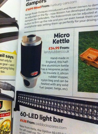 Micro Kettle Magazine Advert\\n\\n19/08/2014 14:06